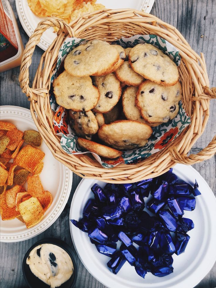 Summer Photo Diary: Picnic Food And Snacks | A Little Bit Of G