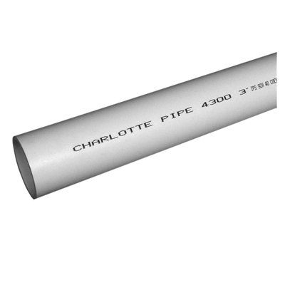 1/2-in x 10-ft PVC Schedule 40 Pipe