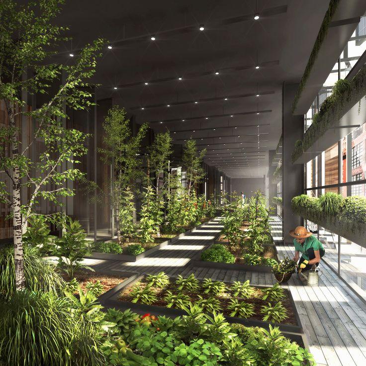 Les 48 meilleures images du tableau jardin sur pinterest for Jardin urbain green bar