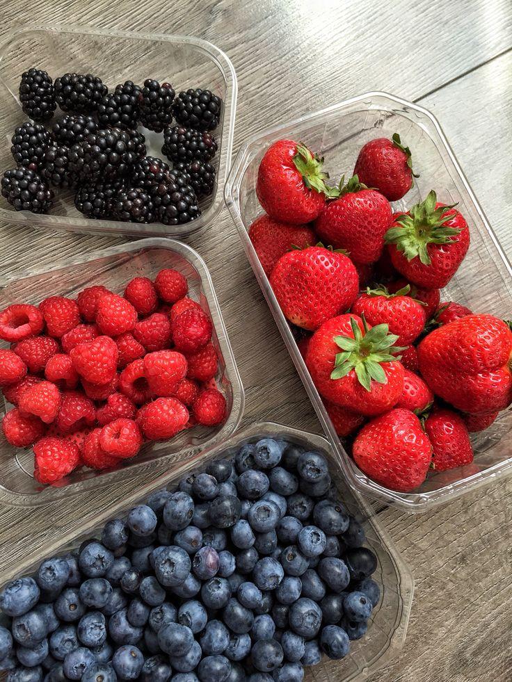 Berries love