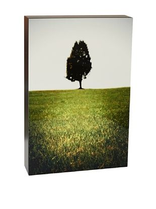 44% OFF Art Block Lone Tree - Fine Art Photography On Lacquered Wood Blocks