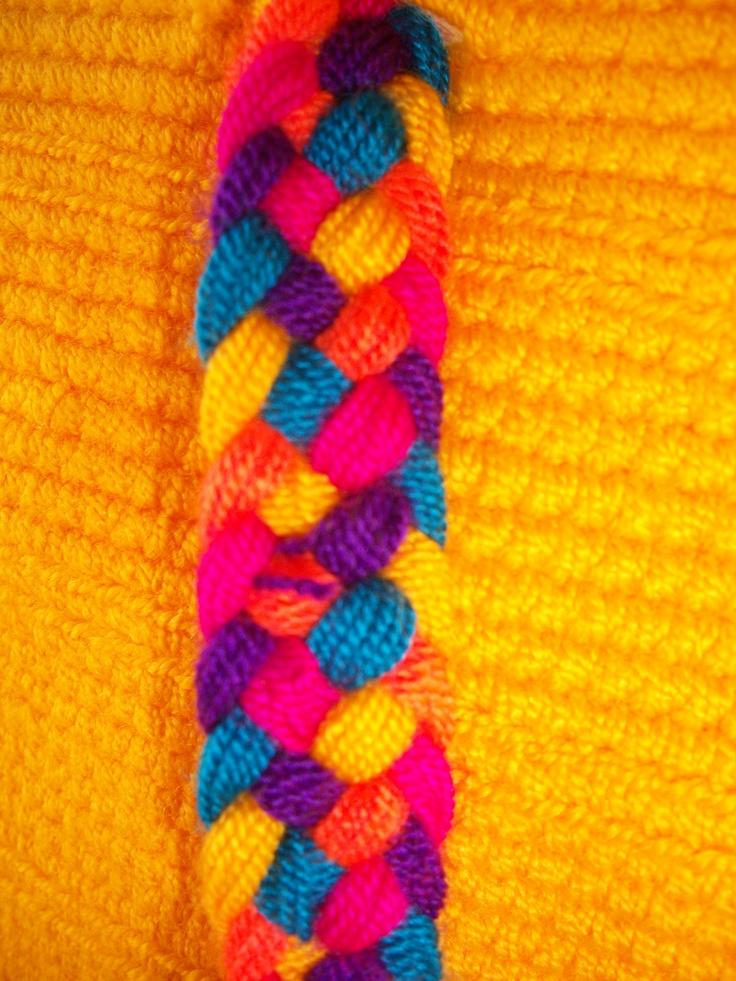 wayuu amarillo