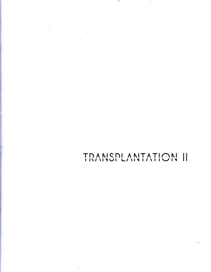 Έφη Σαββίδη - Transplantation II (Σπίτι της Κύπρου, 2016)