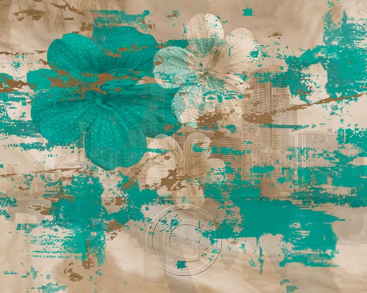 Our World on Canvas - Teal Floral Wall Art Photography Home Decor Picture Living Room Bedroom. Watermark will be removed from picture............................. Please remember that colors may vary slightly from monitor to monitor At your request, we will customize the decor color at no additional cost. ...............................................Matted-pictures.............We use professional non-glare Premium Luster photo paper Our 11 x 14 Mat has a 8 x 10 Photo in the center and…