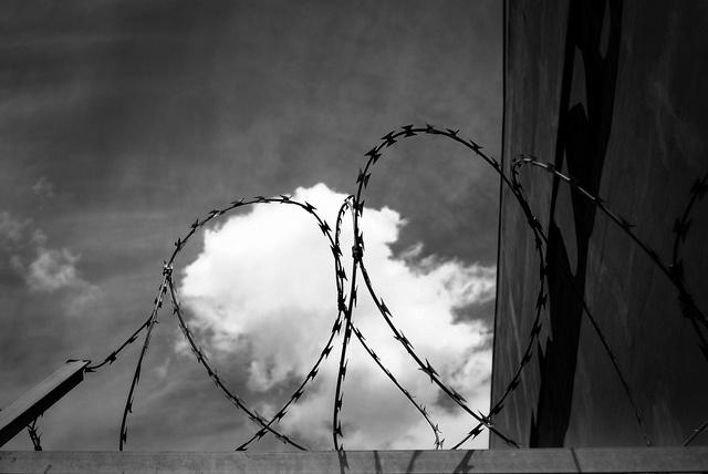 prisoner's sky,Berlin, via Flickr.