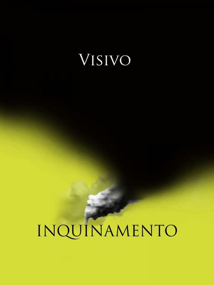 """""""Inquinamento visivo - Visual pollution"""" www.gigarte.com/lucianocaggianello"""