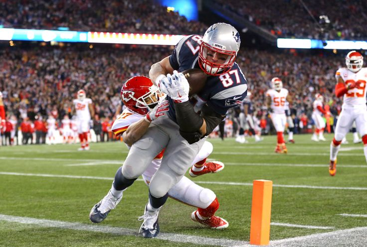Report: Patriots-Chiefs likely to match up in NFL season-opener