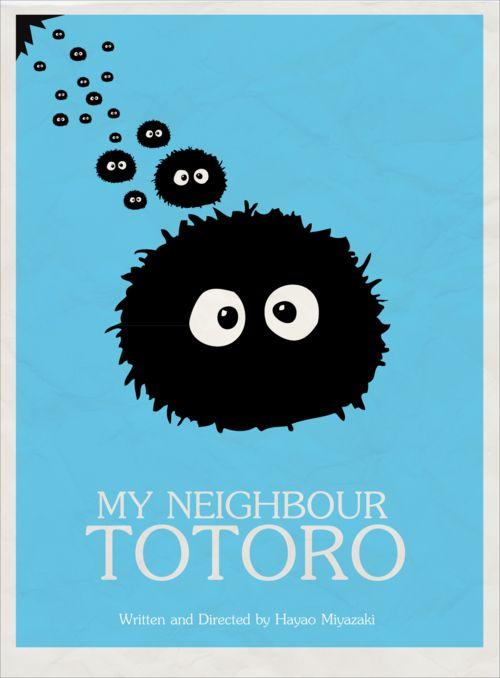 My neighbour Totoro, boules de suif