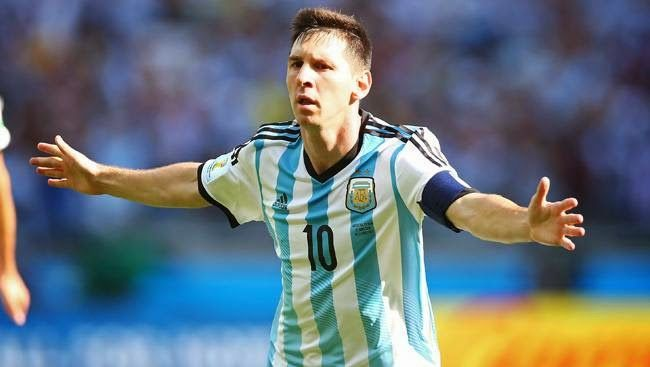 The Legend Lionel Messi: Messi proves to be from another planet