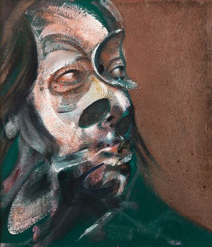 the early life and paintings of francis bacon