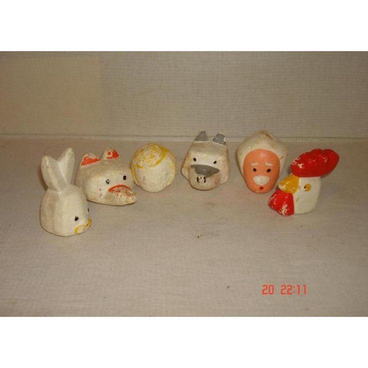 Игрушки СССР. Старинные игрушки. | Блошиный рынок