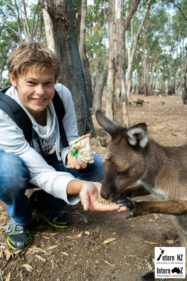 [Photo Competition]  Congratulations to Bas Stempher, from the Netherlands! He is the winner of the photo competition this semester. He is doing an internship in Adelaide, Australia.