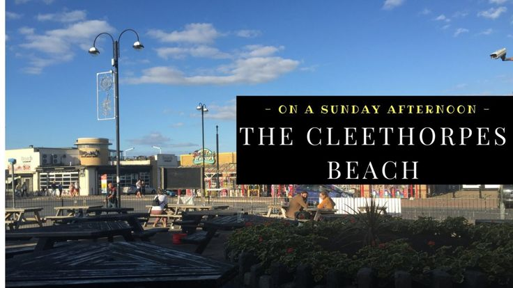 Travel impressions on The Cleethorpes Beach on a Sunday afternoon (Grimsby, England) #beach #visit #wanderlust #travelblog #traveltips #blog #traveler #whattodo