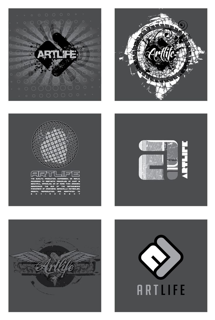 Shirt design concepts - Black And White Own Brand T Shirt Design Concepts