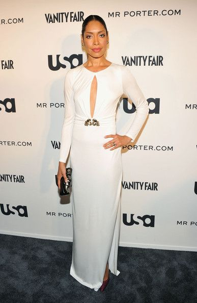 gina-torres-a-suits-story-event-new-york-city-roberto-cavalli-slit-neck-gown