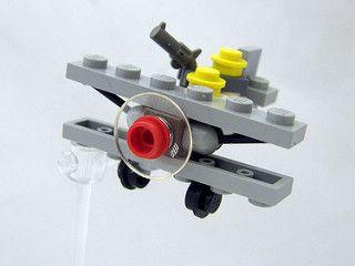Lego ww1 plane