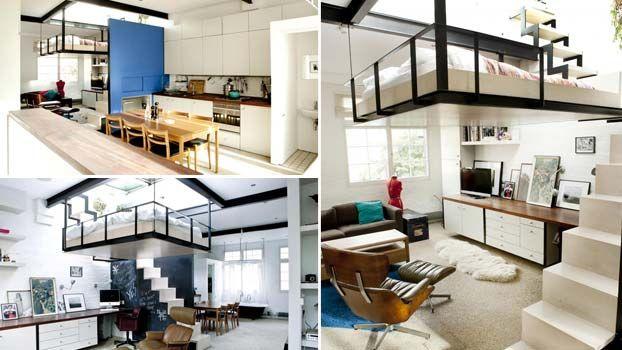 Ristrutturare casa a Londra con idee originali