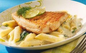 salmón-escalfado-con-pluma