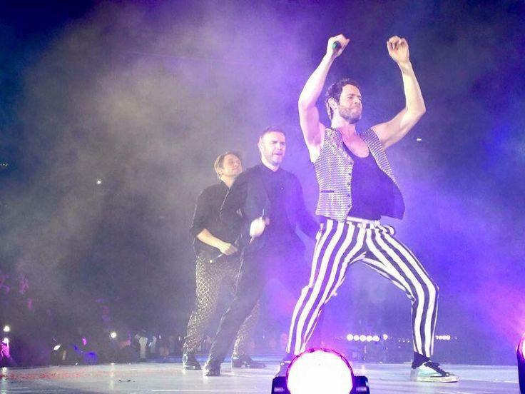 Take That III Tour - Belfast