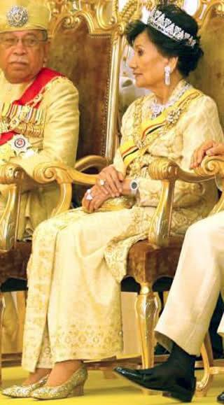 Sultana Najihah Of Negeri Sembilan 1 Royalty
