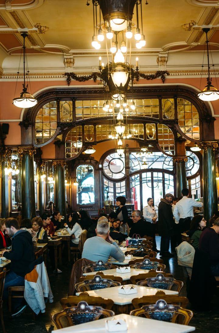 Majestic Café Rua Santa Catarina 112, 4000-442 Porto, Portugal