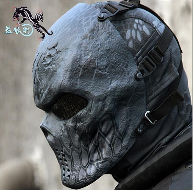 scary mask molds - Google Search