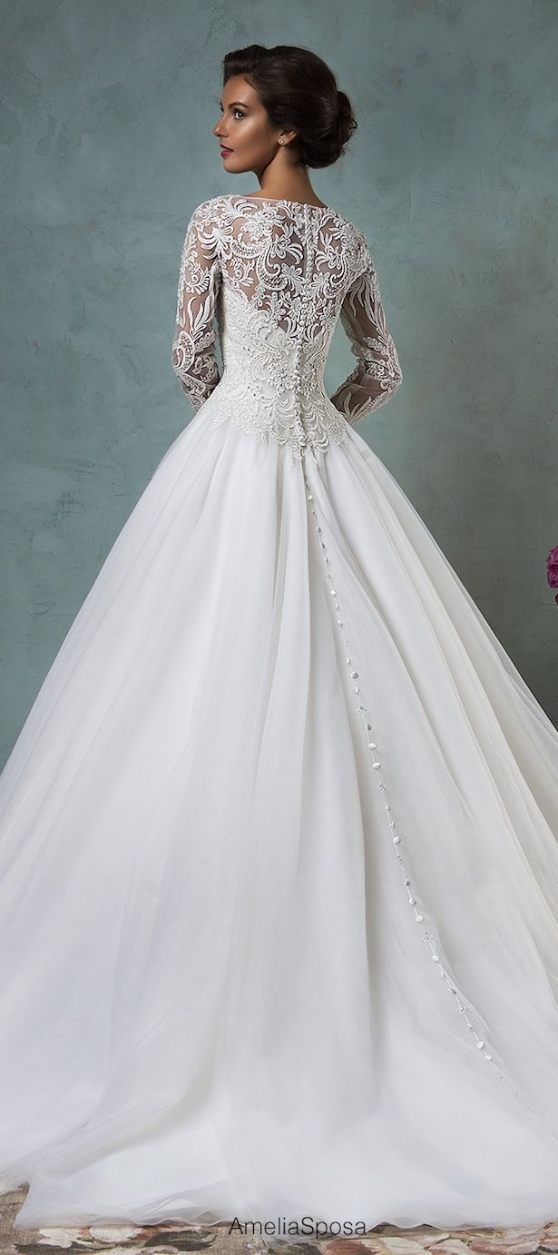 16734 best wedding gowns images on Pinterest | Wedding ideas ...