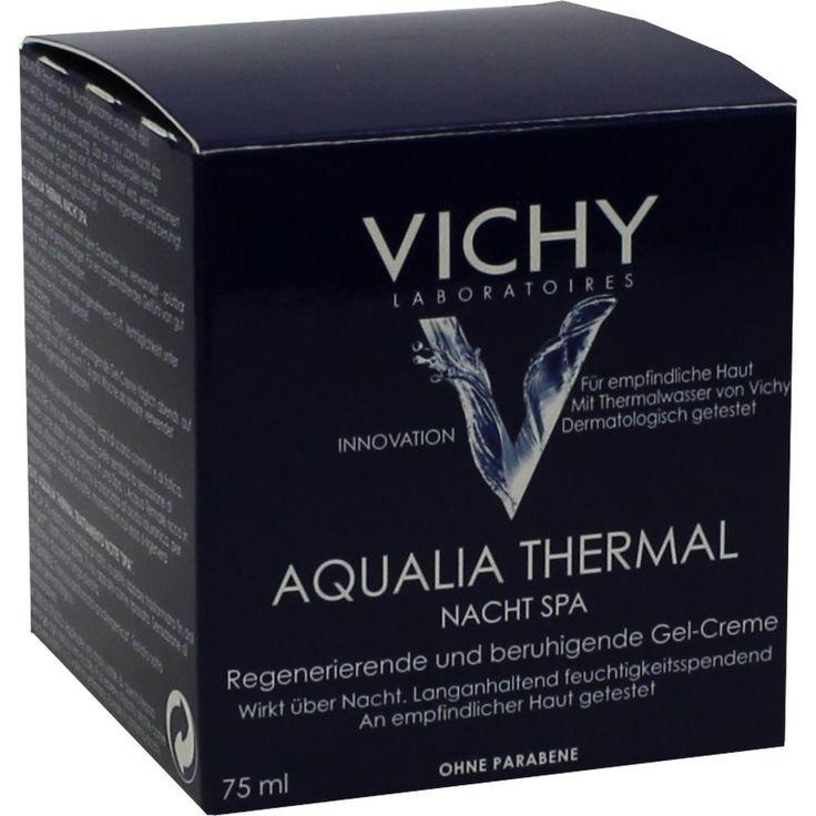 VICHY AQUALIA Thermal Nacht Spa:   Packungsinhalt: 75 ml Creme PZN: 04706955 Hersteller: L Oreal Deutschland GmbH Preis: 17,55 EUR inkl.…