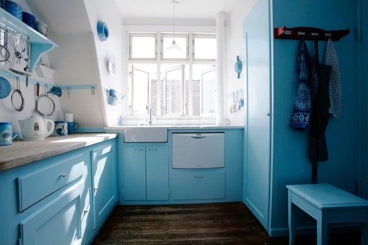 snedkerkøkkener københavn - nyt kvalitets køkken på mål - dansk køkken håndværk - flisekøkken - vintage møbler og lamper