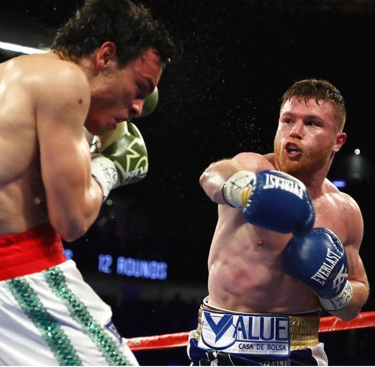 Canelo with the big win. Best Small boxer out there. Not guessing his weight division. To many out there