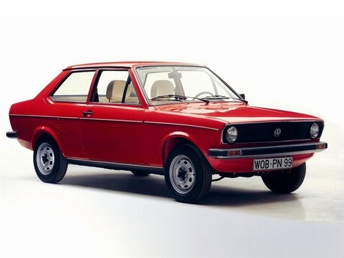 Volkswagen Derby (1977)