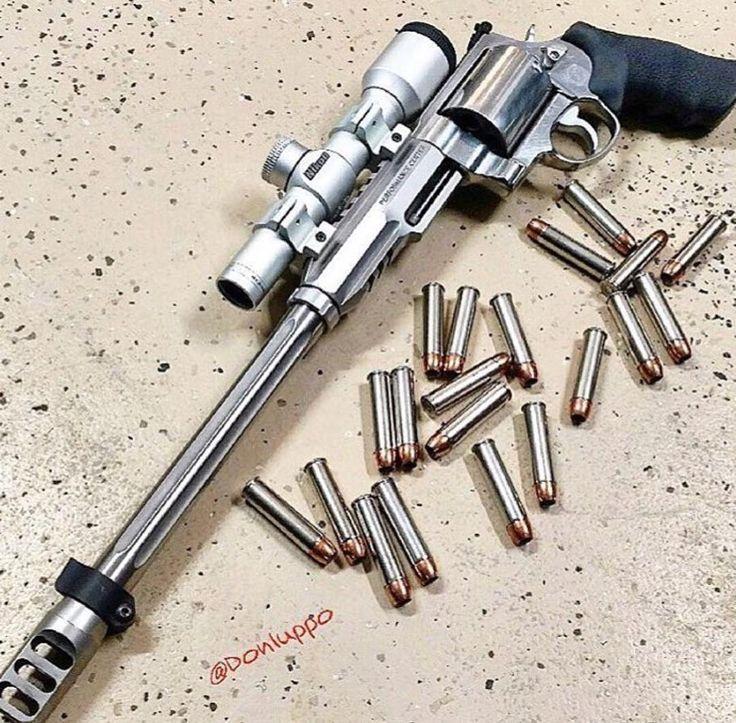 Magnum 460 Revolver