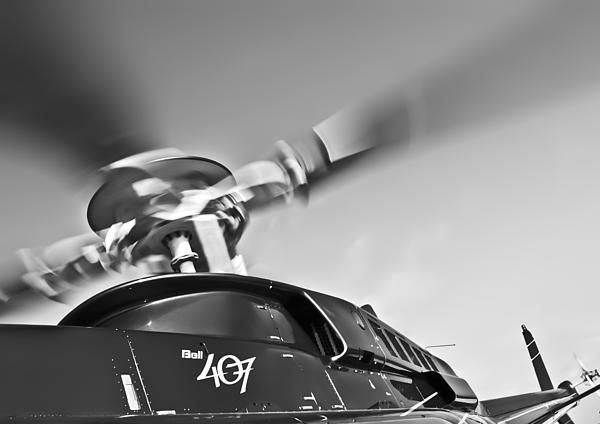 Bell 407  #helicopter #aviation #BellHelicopter #407