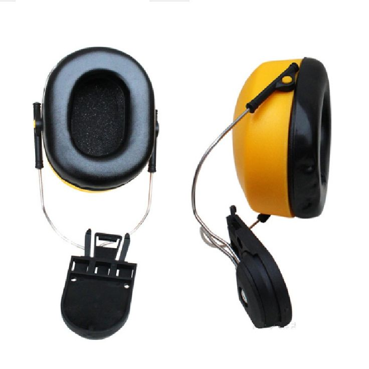 Personalized Foam Hearing Ear Protector Defende Plugs Military Earmuffs Peltor De Ouvido 25dB for Noise Reduction Use On Helmets
