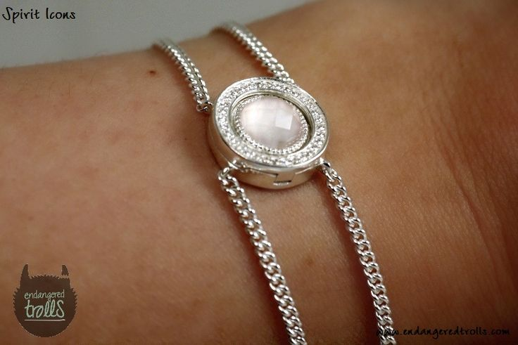 Spirit Icons Rose Quartz Bracelet
