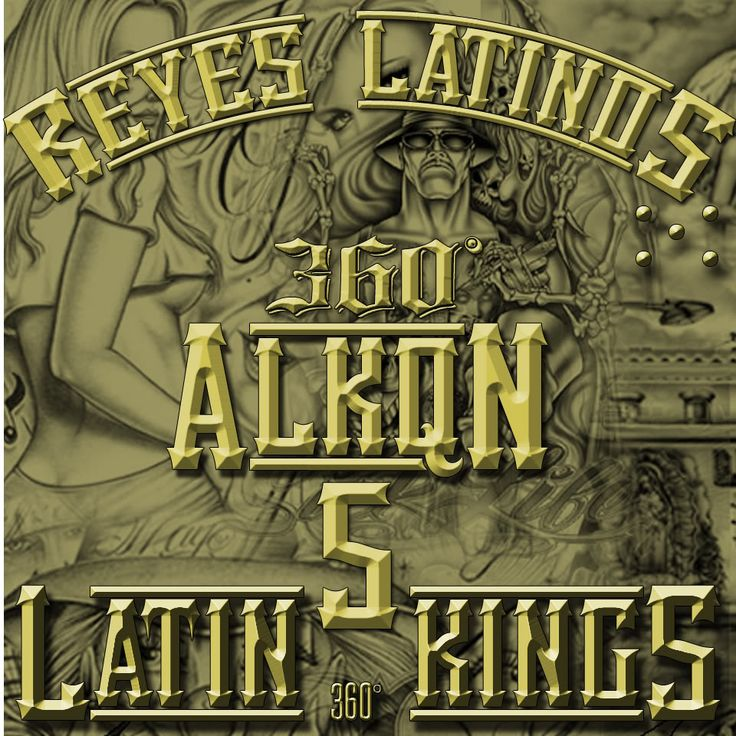 latin kings Luis alberto king semi toledo took the witness stand in september 2013 to tell the story of how he came to join the almighty latin kings and queens.