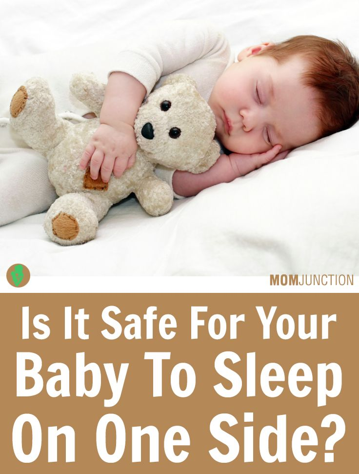 Watching your baby sleep peacefully is one of the most cherished sights for a parent. Read this article to know whether is it safe for baby to sleep on side