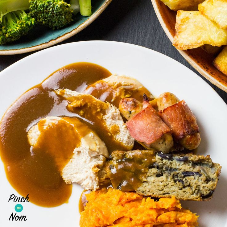 Syn free gravy is just the best thing to put all over any roast dinner, sausages & mash, or anything you so desire! This is our recipe for Syn free gravy, but if you prefer to make it with meat juices, see our other Syn Free Gravy recipe. Firstly, I'm going to address the issue…