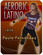 Video Clase AERÓBIC LATINO CON PAULA #1404 http://blgs.co/ZD2IfI