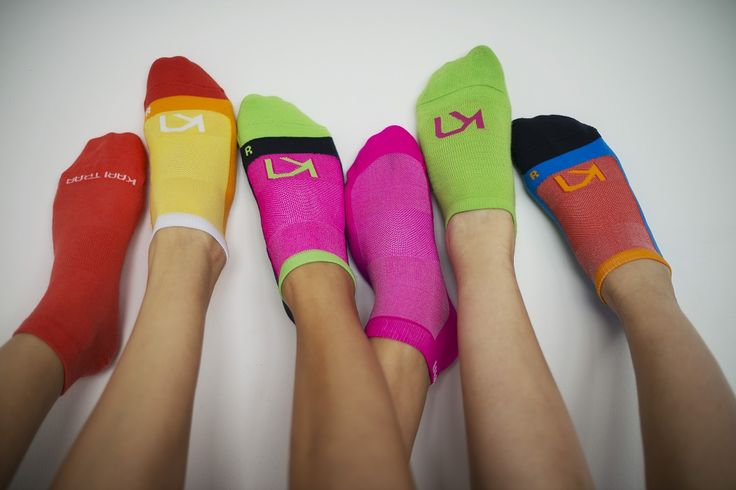 Kari Traa sokken