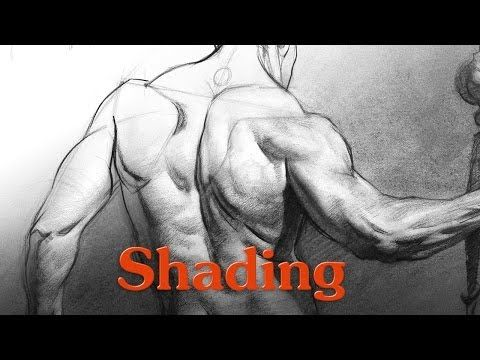 How to Shade a Drawing - helpful video. Probably for older students though.