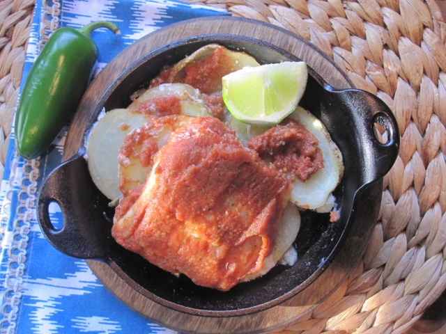 Jalapeno-Baked Fish with Roasted Tomatoes and PotatoesBaked Fish, Baking Fish, Jalapeno Bak Fish