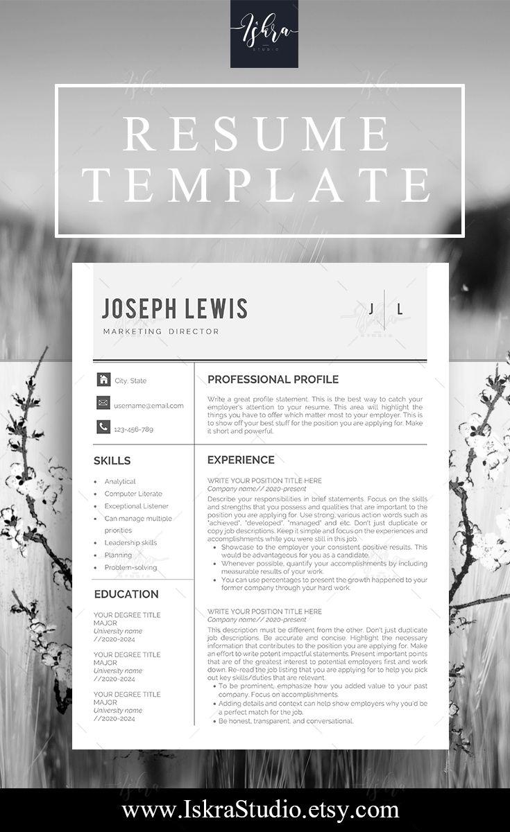 34 mejores imágenes de @ JOBS Resume Designs en Pinterest ...