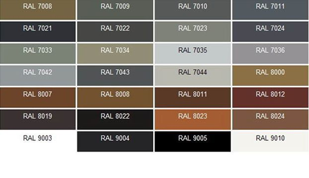 Grey Color Ral Code Google Search Paint Colours Gray