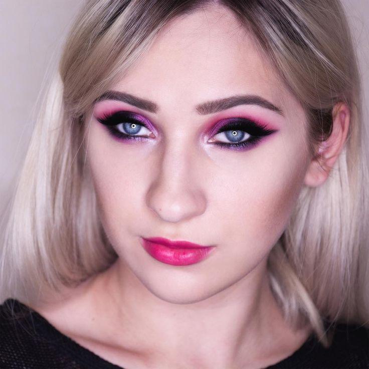Sleek diamond decade makeup