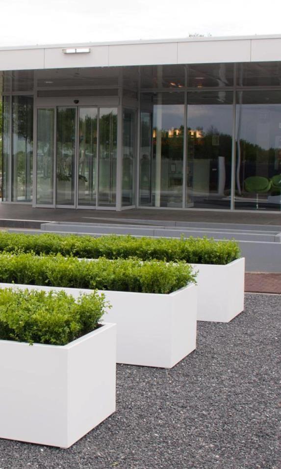 Aluminium Pflanzgefäß by ADEZZ planters & more