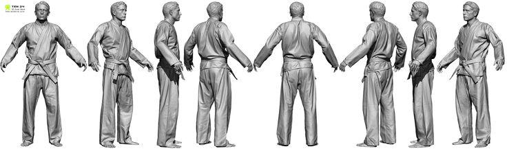 #3dscan #character #anatomy #male #3dscanstore #nimeshbaidhya