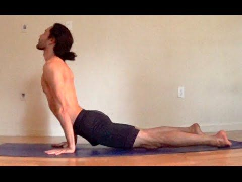 Ashtanga Yoga for beginners at home practice with Zach Wagner - YouTube