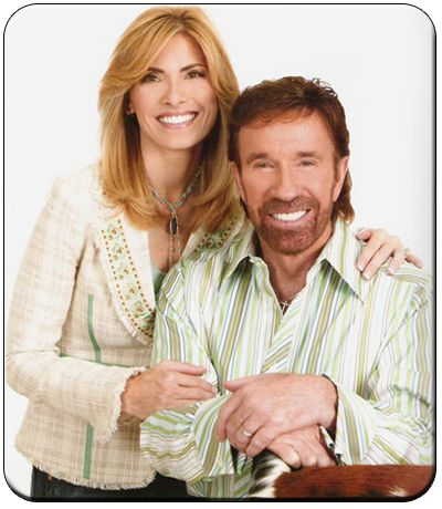 """Chuck Norris' dire warning for America Chuck Norris Fact No. 39: """"Chuck Norris stared evil in the eye and it went into hiding."""" America's favorite action star is doing just that this election – calling on evangelical Christians across the nation to join him in crushing the creep of socialism under President Obama. Norris and his wife, Gena, have filmed a public service announcement, unveiled exclusively at WND, wherein the two urge Christians to help save the country in November."""