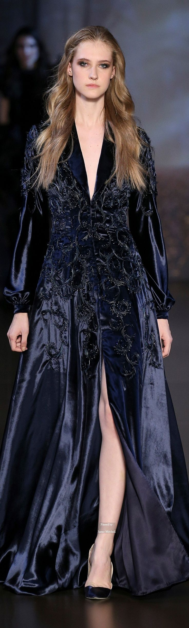 Ralph & Russo Haute Couture Fall Winter 2015-16 collection (=)